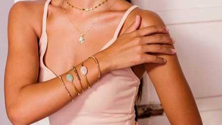 Melania Clara, jewelry, hand made, vintage, Patrick and Company